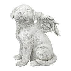 Large Loving Friend Memorial Dog Angel