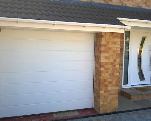 hormann garage door openerABi install Hormann garage door with matching Hormann front