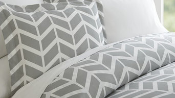 Home Collection Premium 3 Piece Arrow Printed Duvet Cover Set