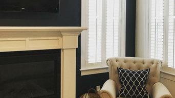 Sunburst Shutters Made i/t USA- Premium Grade Window Treatments