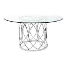 Juliette Dining Table High Polish