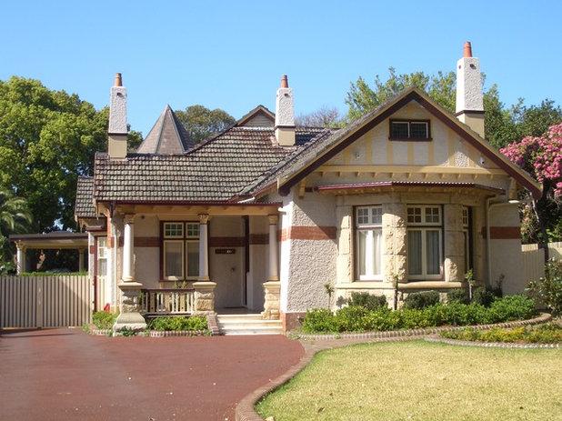 5 Historic Arts and Crafts Homes With an Australian Spin