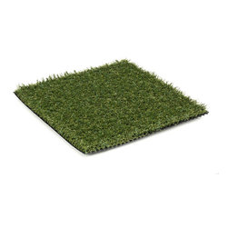 """EasyTurf, Inc. - Soft Artificial Grass 15' Wide Cut On The Whole Foot, 1"""" Tall - Gardening And Lawn Care"""