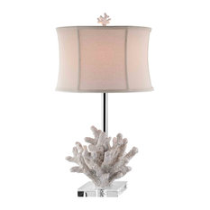 Siesta Key Resin Table  Lamp