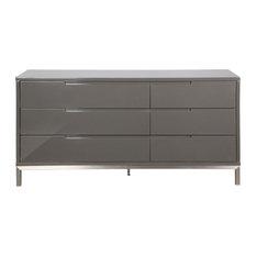 Naples Dresser Gray
