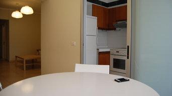 Reforma de Apartamento Zona Centro Santa Cruz