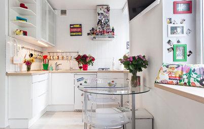 Квартиры-студии: 20 проектов с планировками «для жизни»