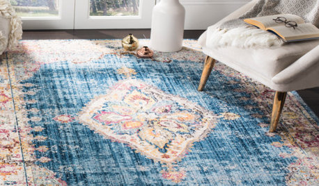 Up to 40% Off Patterned Rugs