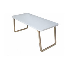 Perch Drawing Table, White