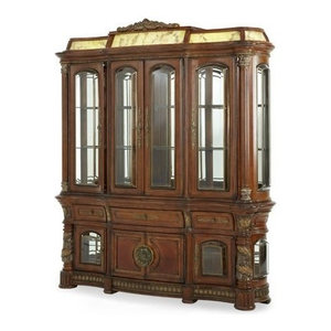 Universal Furniture Villa Cortina China Cabinet ...
