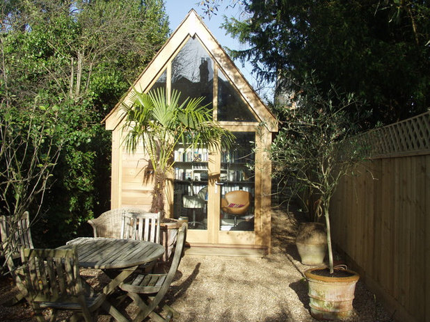 Traditional Shed by Britannia Joinery