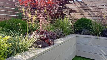 Modern City Garden Design