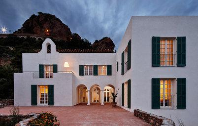 Architekturikonen: Barry-Dierks-Villa an der Côte d'Azur