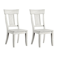 50 Most Popular White Dining Room Chairs For 2021 Houzz