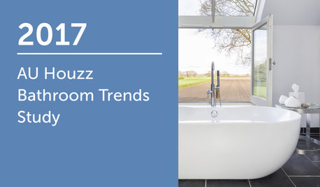 2017 AU Houzz Bathroom Trends Study