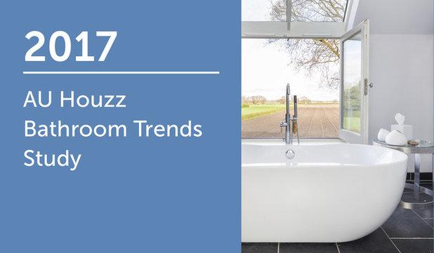 2017 AU Houzz Bathroom Trends Study