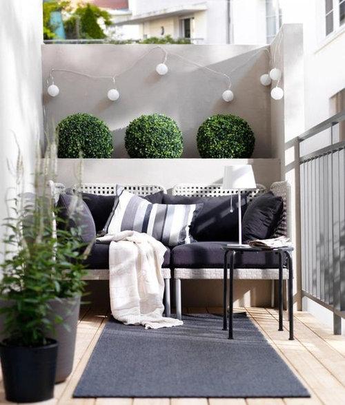Lounge Bank Liege Fur Balkon