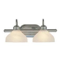 transglobe trans globe lighting signature 2 light bath bar brushed nickel bathroom vanity