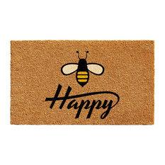 Bee Happy Doormat