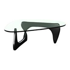 Herman Miller   Noguchi Table, Black   Coffee Tables