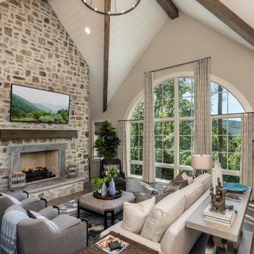 Walnut Cove Idea Home