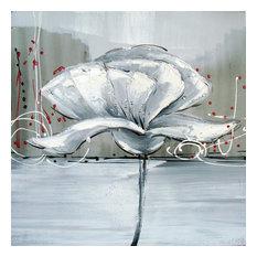 Winter Flower I Oil Painting