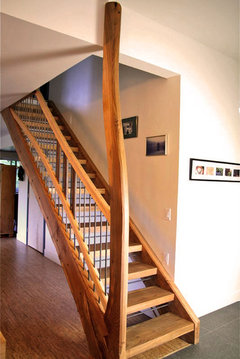Who should re build stairs for Home design 9358