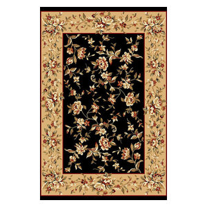Kas Cambridge 1 8 Quot X2 7 Quot Rug Red Traditional Area Rugs