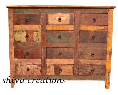 Reclaimed Wood Furniture India