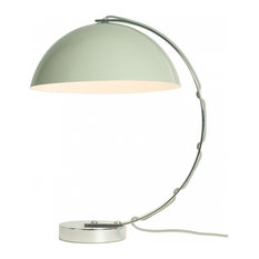 London Table Lamp, Putty Grey