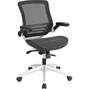 Claire All Mesh Office Chair, Black