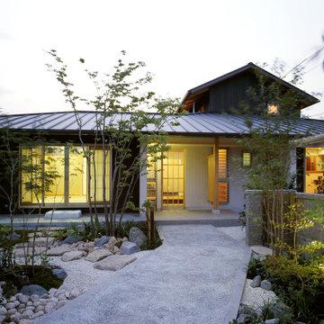 吉野杉の家/自然素材の家