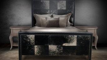 Kanita Horse Hyde Bed