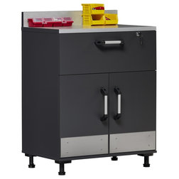 Contemporary Garage And Tool Storage by Dorel Home Furnishings, Inc.