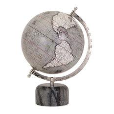 Chic Rada Globe With Marble Base