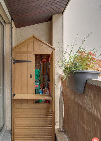 Современный Балкон и лоджия by CP Design d'interieur