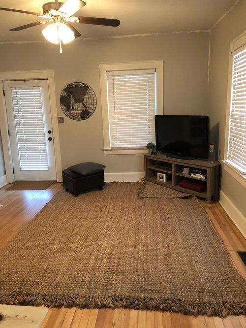 Needing Layout For Small Living Room With Corner Tv