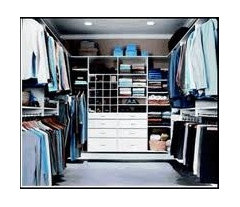 I need serious help with my small closet with lots of clothes