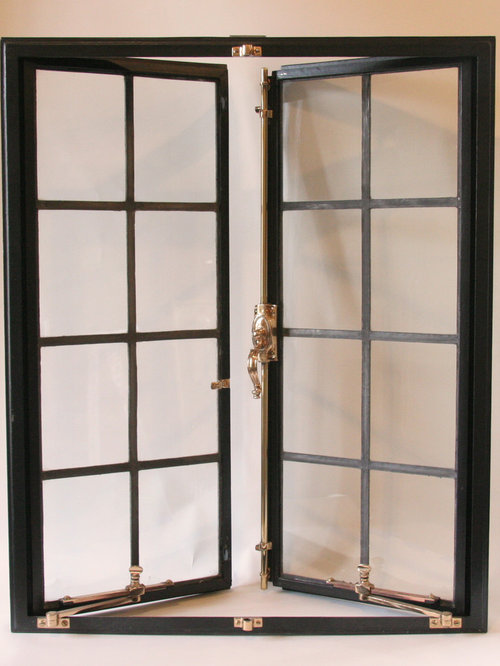 Vintage Steel Windows And French Doors