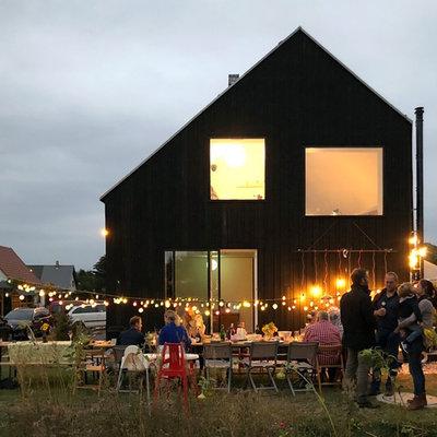 Modern Terrasse by Blässe Laser Architekten bla°