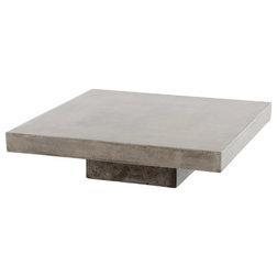Industrial Coffee Tables by Vig Furniture Inc.