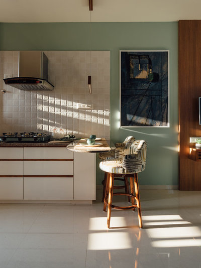 Contemporary Kitchen by Intrinsic Designs