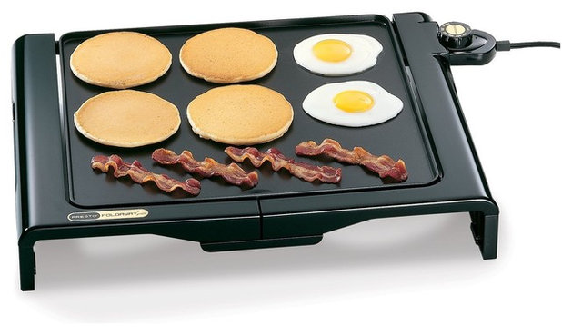 Contemporary Electric Grills And Skillets Presto 07050 Electric Grill - 1.50 kW