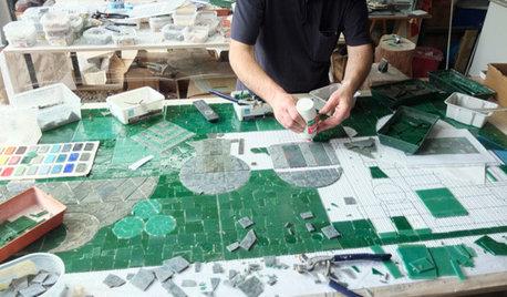 Die Berliner Mosaizisten: Antikes Kunsthandwerk mit modernen Motiven