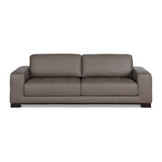 Bon Scandinavian Designs   Andreas Leather Sofa, Taupe Z76/22   Sofas