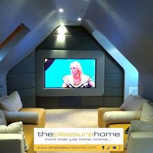 Loft, Basement or Garage Conversion - Home Cinema