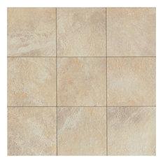 13-1/4x13-1/4 Rok 13x13 Tile, Almond