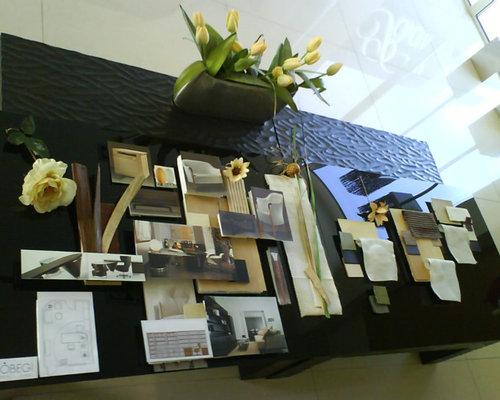 Dubai: projekt - kollage af HMPH hjemme kontor - Dekoration til hjemmet
