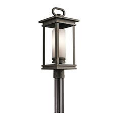 Outdoor Post Mount 1-Light