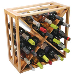 Contemporary Wine Racks by True Brands
